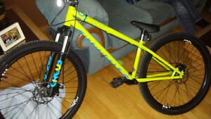 Dirt jumper and bmx  for sale got last year never ride