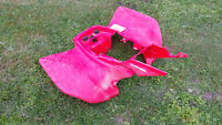 04-05 honda trx 450r rear fenders no cracks