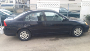 2003 Honda Civic LX 4DR (OBO)(AS IS)