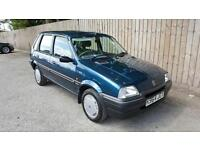1992 K Rover Metro 1.4 CVT GS AUTOMATIC CLASSIC FULL LEATHER 5 DR P/X