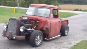 1955 Ford 100 Rat rod