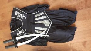 Ninja Halloween costume youth 10- 12
