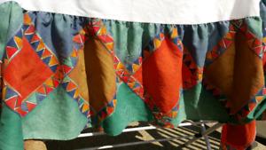 Jupe de lit simple Single Bed Skirt