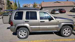Jeep Liberty 2005 Limited 4x4. On Sale!