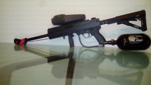 Kill house paintball gun