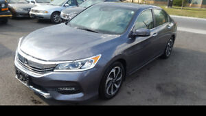 2017 Honda Accord EXL Sedan ONLY  $$$ 24900