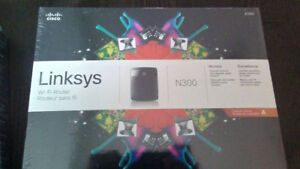 SALE LINKSYS E1200 N300 WI-FI ROUTER