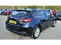 2017 Mazda 3 2.0 SE Nav 5dr Hatchback Hatchback Petrol Manual