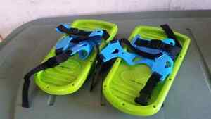 Sno Stompers kids snowshoes