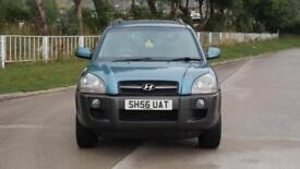 2006 Hyundai Tucson 2.0 CRTD CDX 5dr