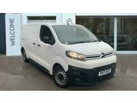 2017 Citroen Dispatch 1.6 BlueHDi 1000 Enterprise M MWB EU6 (s/s) 6dr Panel Van