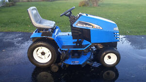 New Holland MY19 Lawn Tractor