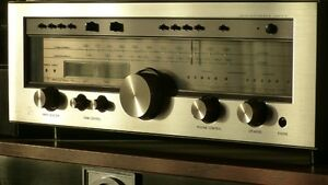 WANTED:  LUXMAN R-1120 Receiver for parts or repair