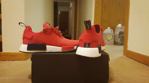 NMD R1 Red Women