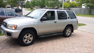 2003 Nissan pathfinder chilkoot