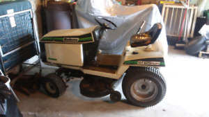 Bolens st125 tractor and mower