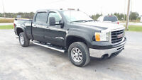 2007 GMC Sierra 2500 SLT Loaded