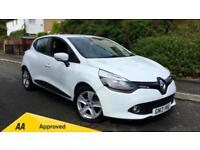2013 Renault Clio 0.9 TCE 90 Expression+ Energy Manual Petrol Hatchback