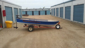 12 foot fishing boat