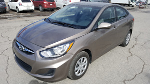 2012 Hyundai Accent  Automatic Air Conditioning