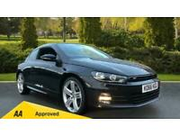 2017 Volkswagen Scirocco 2.0 TSI 180 BlueMotion Tech R Automatic Diesel Coupe