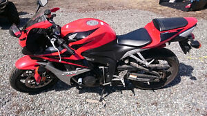 2007 CBR 600RR LOW KMS!!