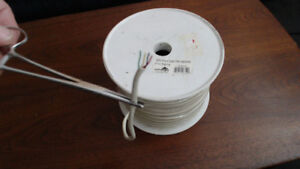 150 Meters, 4 conductor Telephone Wire (New/Unused)