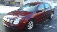 2006 Ford Fusion SE 4 Cylindres Automatique 135000 Km