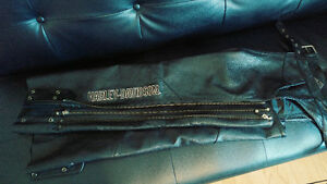 Women's Harley Davidson Leather Chaps