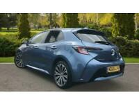 Toyota Corolla 1.8 VVT-i Hybrid Design CVT Auto Hatchback Petrol/Electric Automa