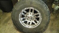 rim and tire for 2500 chev or dodge
