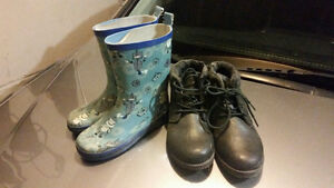 Boys Boots/shoes size 12