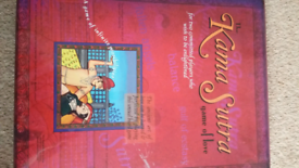 THE KAMA SUTRA GAME OF LOVE BOARD GAME BRAND NEW/SEALED for sale  Leek, Staffordshire