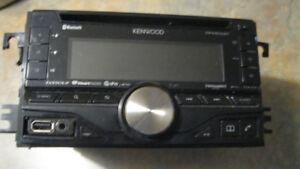 Kenwood DPX500BT CD Player Satellite Ready Radio w/ USB