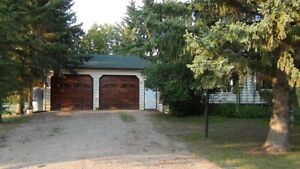 Furnished house acreage in Muenster ( + second lot)