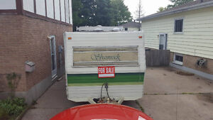 Shamrock 1978 24ft. trailer