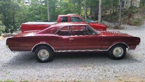 1967 Olds Cutlass Supreme
