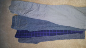 Size 5 toddler tights and pants 3$/ all
