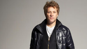 Bon Jovi Lower Bowl Concert Tickets (Section 121, Row 13)