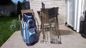 Golf package WOMEN'S RIGHT HANDED