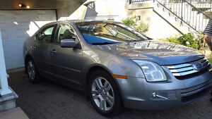 2009 Ford Fusion Sle Berline