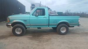 1996 F 150 XLT 4x4 $ 7500.00...No Trades