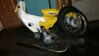 honda passport c70 1982 pieces