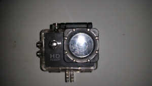 Gopro like camera. 1080p res