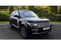 2016 Land Rover Range Rover 4.4 SDV8 Vogue SE 4dr Automatic Diesel 4x4