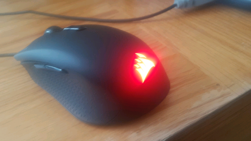 Corsair Harpoon RGB Gaming Mouse | in Colwyn Bay, Conwy | Gumtree