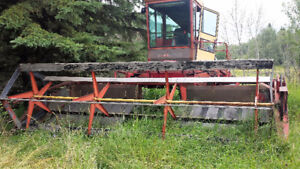 Versatile 400 Self propelled Swather