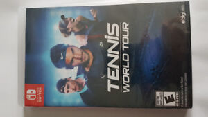 Tennis World Tour- Nintendo Switch (Brand New in package)