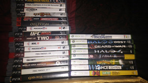 Ps3/360 games