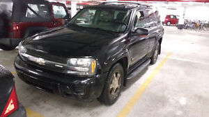 2004 Chevrolet Blazer Black SUV, Crossover